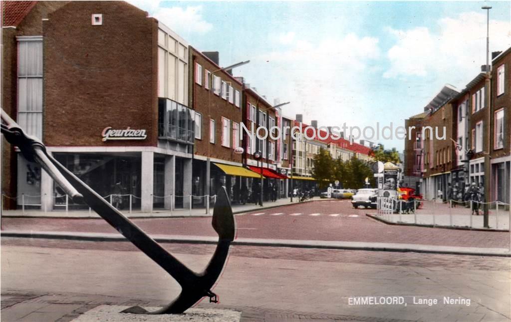 resized_Emmeloord Lange Nering Beursstraat 1962