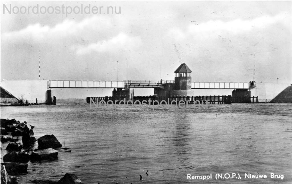 resized_Ramspol nieuwe brug ca 1946